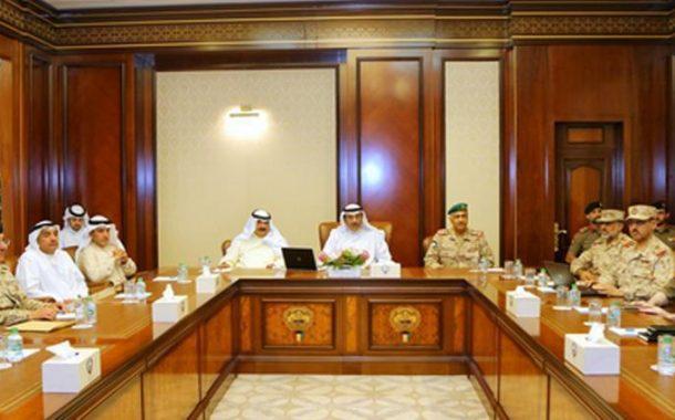 الكويت تدعو قواتها المسلحة إلى الحذر واليقظة