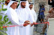 عبدالله الشرقي يفتتح أول مضمار مطبات احترافي في الشرق الأوسط
