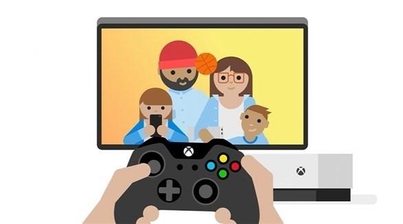 مايكروسوفت تتيح المزيد من التحكم العائلي في Xbox One