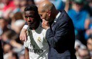 زيدان: فينسيوس باقٍ في ريال مدريد ولن يرحل