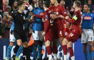 ليفربول يتعادل مع نابولي في دوري الأبطال