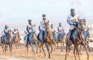 محمد بن راشد يشهد السباق.. الحربي بطل كأس اليوم الوطني للقدرة