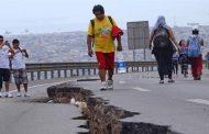 زلزال بقوة 6 درجات يضرب قبالة تشيلي