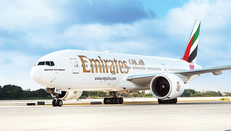 طيران الإمارات تعزز خدمتها إلى المكسيك