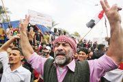 العراقيون يطالبون بحكومة «مستقلين».. و«المرجعية»: احذروا «المتربصين»
