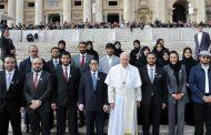 البابا فرنسيس: الإمارات نموذج في إرساء التسامح والتعايش والسلام