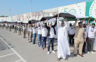 عَلَم الإمارات يدخل موسوعة «غينيس» كأطول عَلَم في العالم
