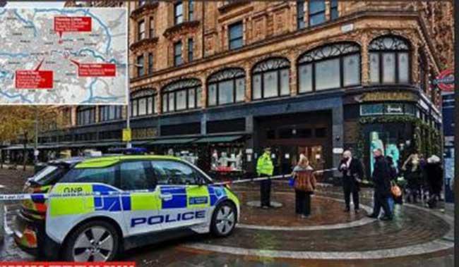 مقتل طالب عماني إثر عملية طعن في لندن