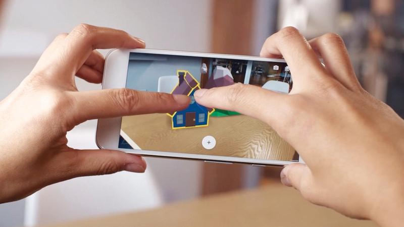 «الانطباق العميق».. خاصية جديدة تجعل الكائنات الافتراضية تتفاعل مع الواقع