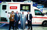 تشغيل أول مركبة إسعافية كهربائية خلال «إكسبو 2020»