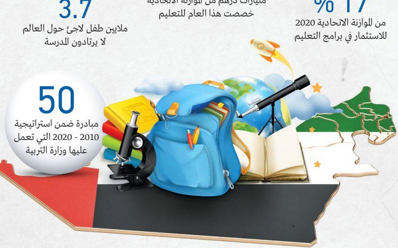 الإمارات تشارك العالم احتفالاته بـ«اليوم الدولي للتعليم»