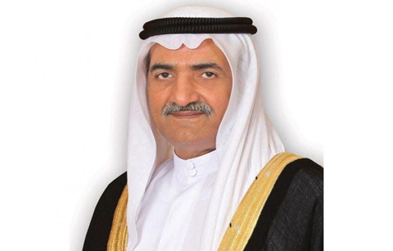 حاكم الفجيرة  يعزي خادم الحرمين الشريفين بوفاة الأمير بندر بن محمد بن عبدالرحمن