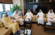 غرفة الفجيرة تطلع على أعمال ومهام مركز دبي المالي العالمي