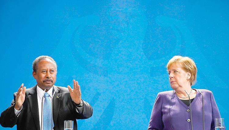 الخرطوم ترحب بنهاية القطيعة مع ألمانيا