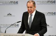 لافروف: انتصار سوريا على الإرهاب أمر حتمي