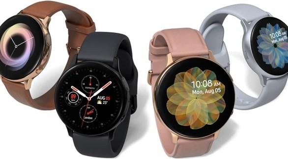إصدار جديد منخفض التكلفة من سامسونغ جالاكسي Watch Active 2
