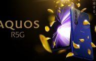 شارب تكشف عن هاتفها Aquos R5G الجديد