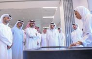 حاكم عجمان يدشن المبنى الجديد لكلية فاطمة للعلوم الصحية التابعة لـ