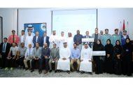 اللجنة المنظمة لفعاليات اليوم الرياضي الوطني بالفجيرة تعقد اجتماعها التنسيقي الأول