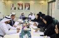 لجنة تنظيم المؤتمر العربي للثروة المعدنية تبحث استضافة الفجيرة للحدث والمعرض المصاحب