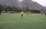 تواصل  دوري جامعة العلوم والتقنية في الفجيرة في كرة القدم