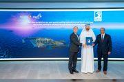 أدنوك ترسي عقدين بقيمة 6.06 مليار درهم لبناء منشآت بحرية ضمن مشروع تطوير حقل دلما للغاز