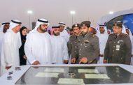 ولي عهد الفجيرة يتفقد فعاليات شهر الإمارات للابتكار 2020