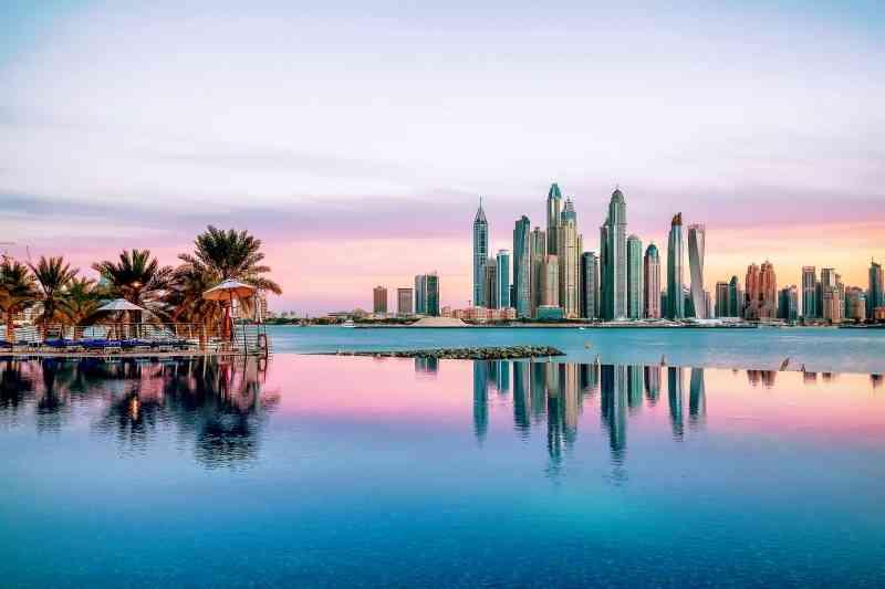 دبي الوجهة المفضلة للسياح الصينيين