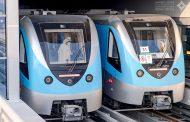 محمد بن راشد يدشّن التشغيل الرسمي لمسار 2020 لمترو دبي بتكلفة 11 مليار درهم