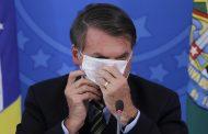 إصابة الرئيس البرازيلي بفيروس كورونا