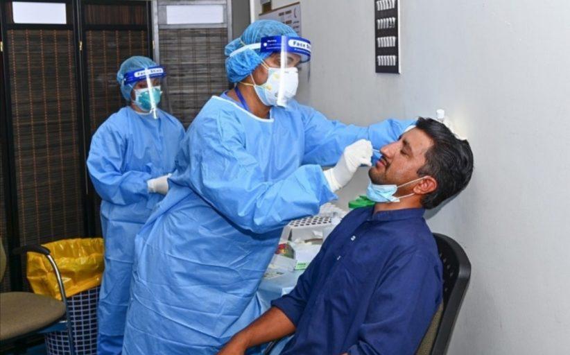 افتتاح مركزين لفحص كورونا في البدية ومسافي بالفجيرة