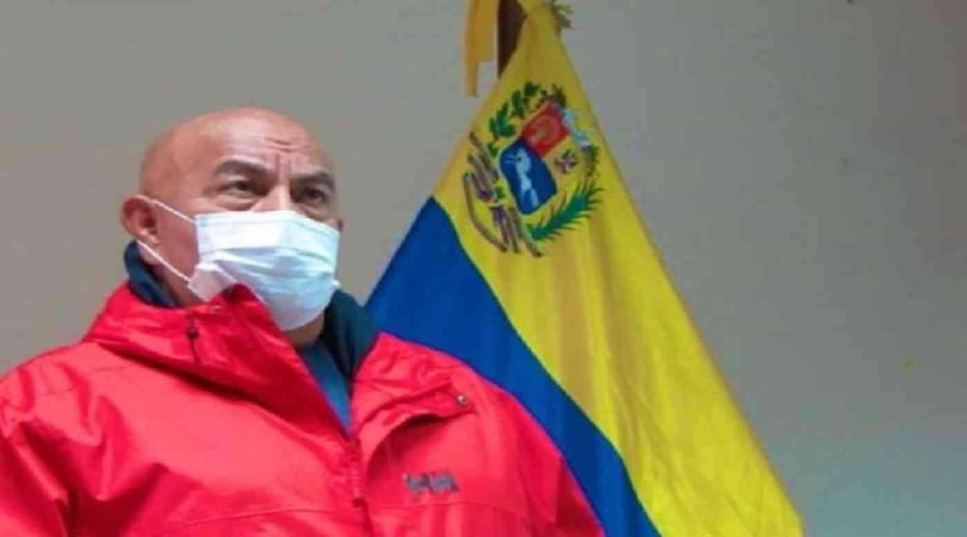 وفاة رئيس حكومة كاراكاس بكورونا