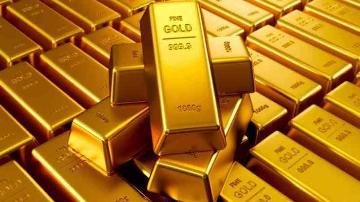 الذهب يسجل أعلى مستوى في أسبوعين