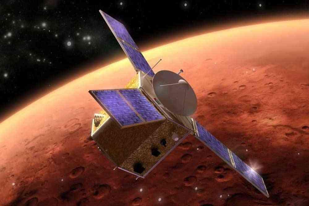 «مسبار الأمل» يقطع ثلث رحلته نحو المريخ