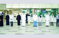 «الصحة» تبدأ تطعيم الكوادر الطبية بلقاح «كوفيد-19»