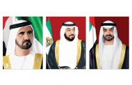 رئيس الدولة ونائبه ومحمد بن زايد يبعثون برقيات للرئيس الجزائري للإطمئنان على صحته