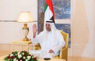 حاكم الفجيرة يبارك زواج الشيخ محمد بن سلطان بن خليفة آل نهيان
