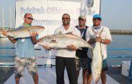 بمشاركة 166 متسابقاً.. انطلاقة مثيرة لدولية الفجيرة لصيد الأسماك