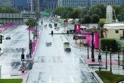 توقع أمطار رعدية وانخفاض درجات الحرارة في الإمارات