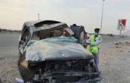 وفاة شقيقين مواطنين في حادث تدهور مركبتهما على طريق الإمارات