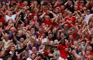 الجماهير تعود لملاعب الكرة الإنجليزية في 17 مايو