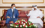محمد بن حمد الشرقي يستقبل رئيس الاتحاد الدولي للملاكمة