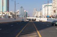 افتتاح «نفق التأمين» على طريق حمد بن عبدالله بالفجيرة