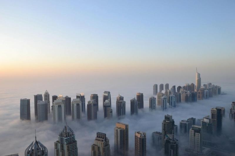 دبي تتصدّر العالم في الأبراج الشاهقة للعام الثالث