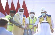 إطلاق اسم محمد بن زايد على طريق حيوي واستراتيجي في إندونيسيا