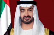 محمد بن زايد يتبادل التهاني بعيد الفطر مع أمير الكويت وولي عهده