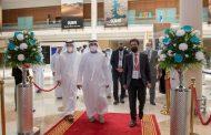 أحمد بن سعيد يفتتح الدورة 20 من معرض المطارات بمشاركة 50 دولة