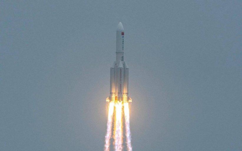 الصاروخ الصيني ليس الأخير و10 أخرى في الطريق
