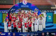 الجزيرة بطلا لدوري الخليج العربي