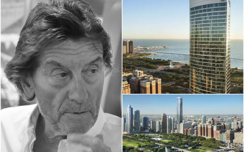 وفاة هيلموت يان المهندس المعماري الذي شيد أجمل مباني شيكاغو وبرلين